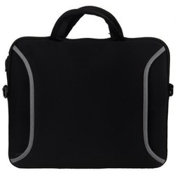 Laptop Sleeve Gray Piping