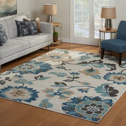PVC Rectangular Encore Hand Carved Area Designer Rug, for Floor, Size: 3 x 5 feet or 2 x 3 feet