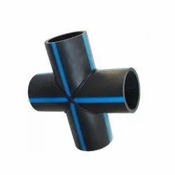 HDPE Fabricated Cross