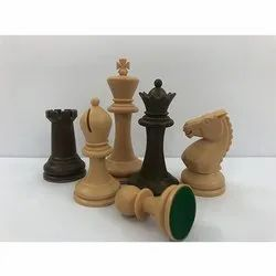 Tournament Standard Professional Plastic Chess Pieces