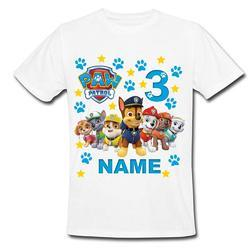 dfb8b2cb1 Printed Polyester Sprinklecart Personalized 3rd Birthday T Shirt, Rs ...