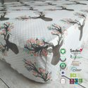 Organic Printed Fitted Sheets