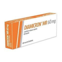 Diamicron 60 MG Tablet