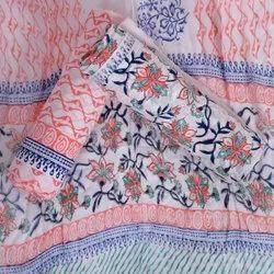 Geeta Creation Unstitched Salwar Suit, Handwash