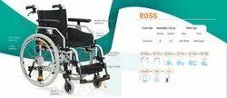 Ross Premium Aluminum Wheelchair