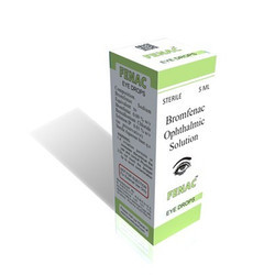Bromfenac Ophthalmic Eye Drops