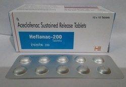 Heflanac-200 mg Tablets