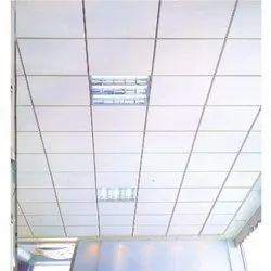 Lay-in Tile Ceiling