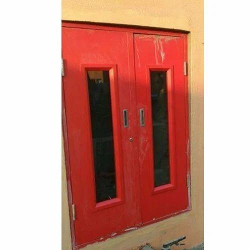 Fire Resistant Shaft Door At Rs 18000 Piece अग्निरोधक