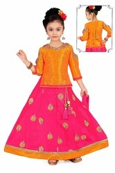 Fashionable Kids Ghagra Choli