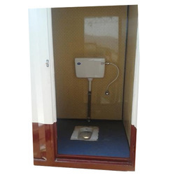 PVC Indian Square Toilet