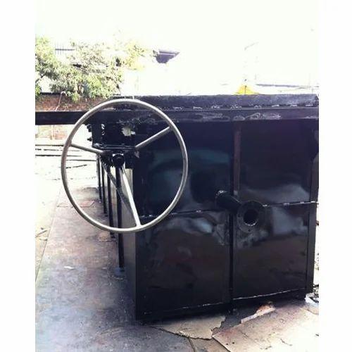 Hot Dryer Galvanizing Plant