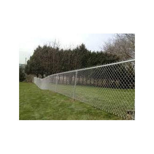 Security Chain Link Fencing, 2-3mm