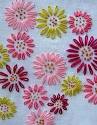 Hand Embroidery in Surat, हाथ की कढ़ाई, सूरत, Gujarat