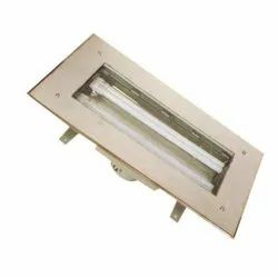Flameproof Clean Room LED Light Fitting