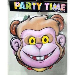 Monkey Kids Party Mask
