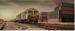 Rail International Shipping