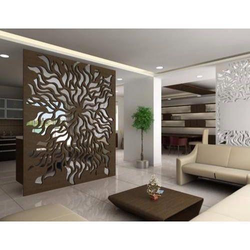 Ss Decorative Laser Cut Panels
