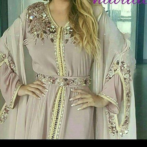 a85880c0b1 Moroccon Kaftan - Ladies Moroccan Caftan Manufacturer from Ghaziabad