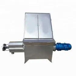 Slant Sieve Solid Liquid Separator