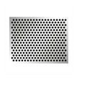 Banaraswala Metal Crafts Steel Perforated Sheet, For Sugar Industry