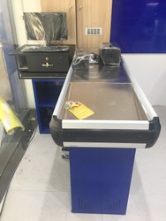 Commercial Cash Desk Counter