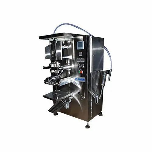 For Liquid Pouch Packing Automatic Pouch packaging Machine, Packaging Type: Pouches