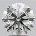 2.21ct Lab Grown Diamond CVD H VS1 Round Brilliant Cut IGI Certified Stone
