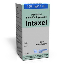 Intaxel 100mg Injection
