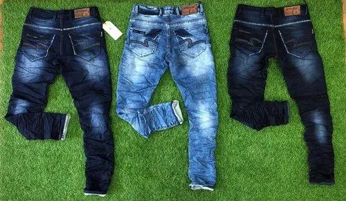 3cc0f712c4cf Luker Slim Fit Mens Denim Jeans, Rs 625 /piece, Gazi Enterprise | ID ...