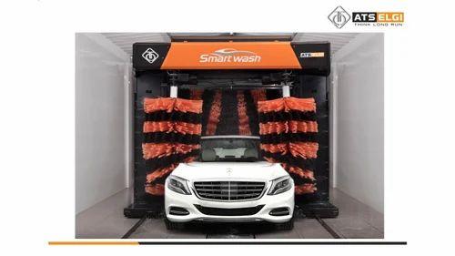 Smart Car Wash >> Automatic Car Washing System Ats Elgi Ats Elgi Pune