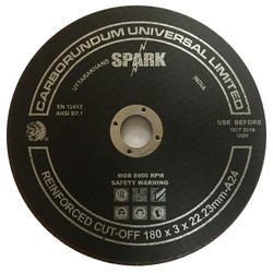 Spark Cutoff Wheel
