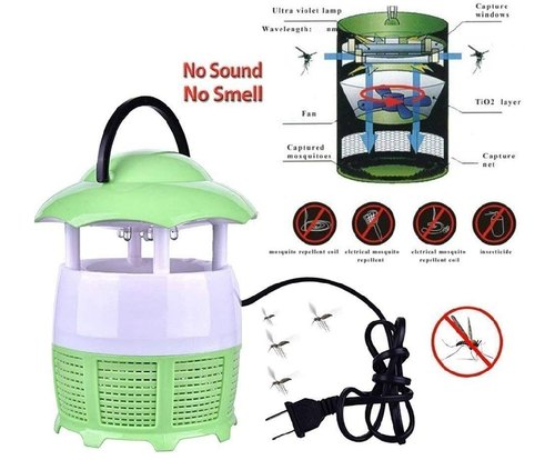 Electronic Round E Mosquito Killer