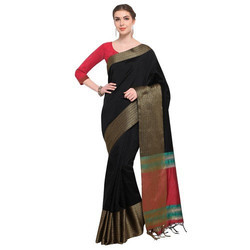 Plain Indian Saree