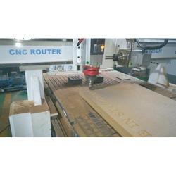 CNC Router for Wood and Soft Materials