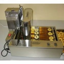 Fully Automatic Vada Making Machine - Mechanical