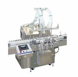 Inline Liquid Filling Machine