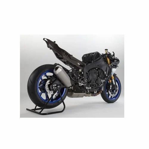 Yamaha YZF R1 998 cc Tech Black Super Bikes