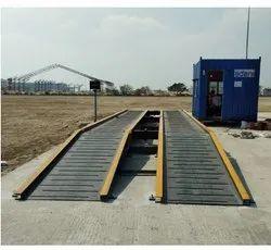 18m Surface Mounted Portable Weighbridge