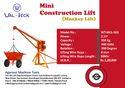Mini Construction Lift