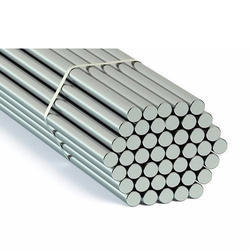 Round 201 Stainless Steel Rods, Thickness: >4 inch