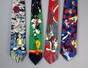 Cartoons Ties