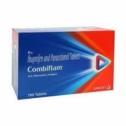 Ibuprofen & Paracetamol Tablet