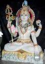 Marble Shiv Moorti