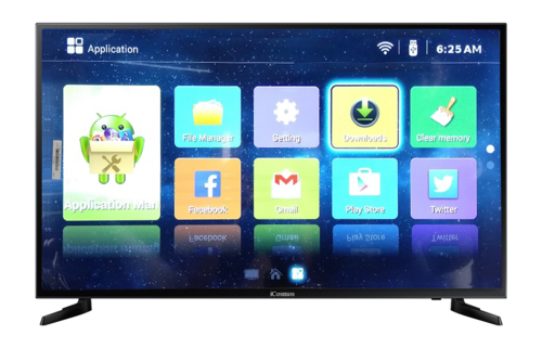 Android Smart LED TV - 50