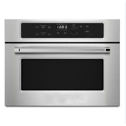 100 To 210 W Stainless Steel Built In Microwave, Capacity: 100 To 600 Kg, 110 To 250 V