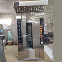 Commercial Bakery Rotary Rack Oven 42 Tray