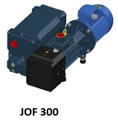 Oil Flooded Rotary Vane Vacuum Pump - JOF 300