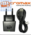Micromax 07a Acc07c01 Fast Wall Home Travel Charger