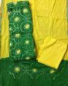 Cotton Unstitched Salwar Suits
